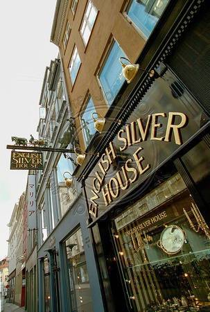 English Silver House