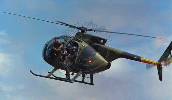 Helicopter Hudge 205