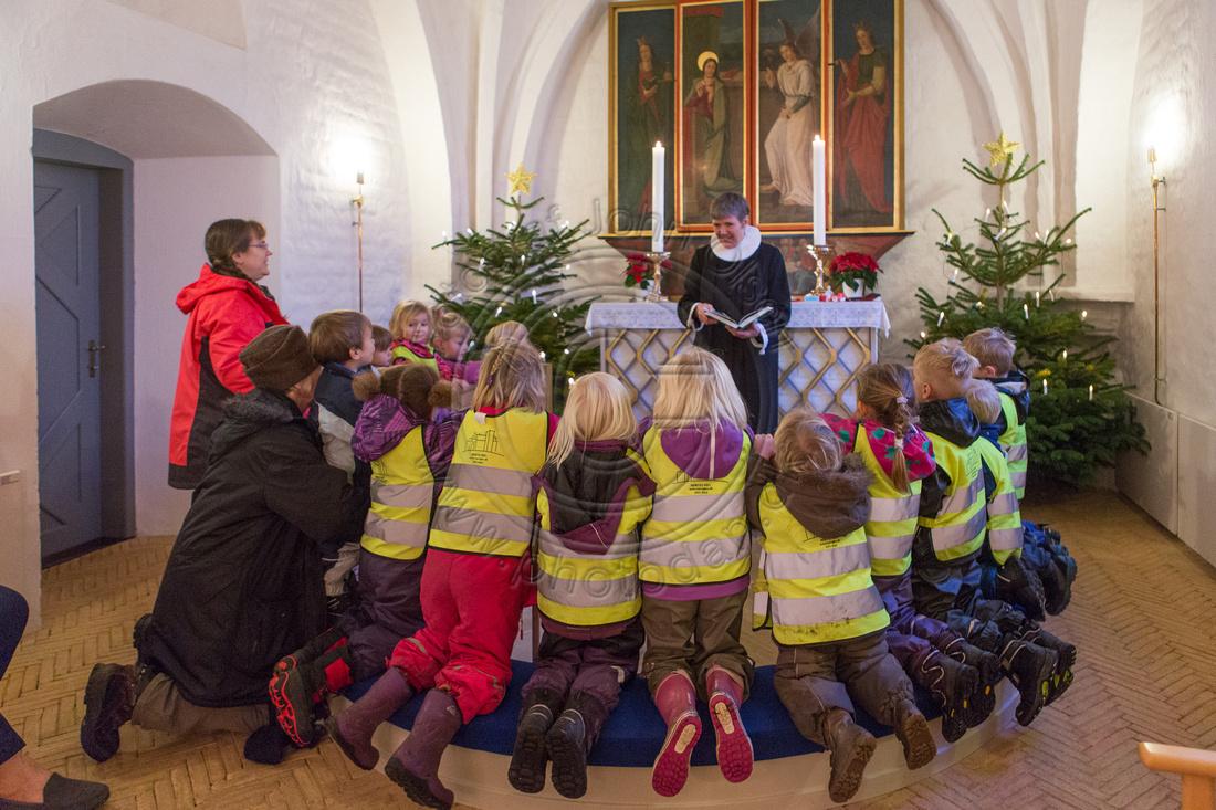 Julearrangement i Rørvig kirke