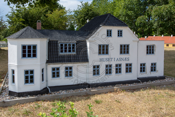 John Olsen Photodandk Huset I Asnæs Huset I Asnæs